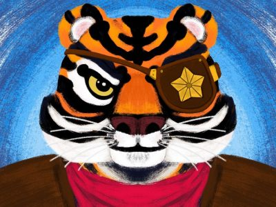 Portfolio image - Battle Tiger